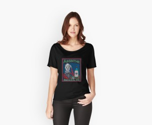 Women's relaxed fit tee - $29.95