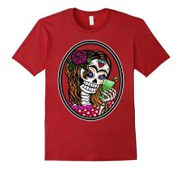 Los Muertos - I Didn't Call Amazon Cranberry