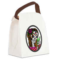 Canvass lunch tote - $16.50