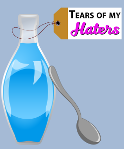 Tears of My Haters Small