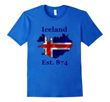 amazon iceland 874 royal blue