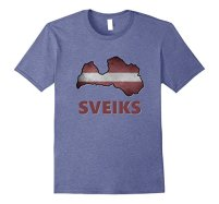 amazon sveiks heather blue
